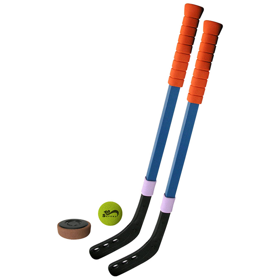 HOCKEY SET 2 STICKS